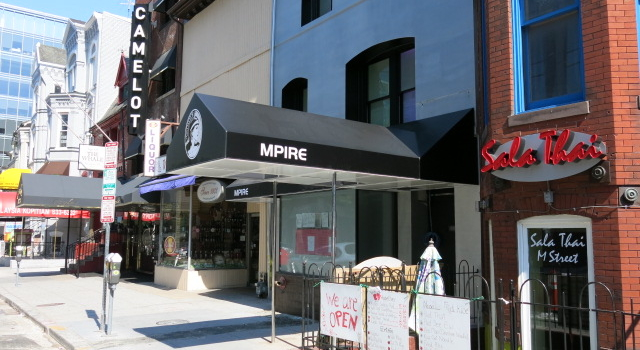 Even Strip Clubs are Getting Small Plates – MPire Club Opening Soon on M Street